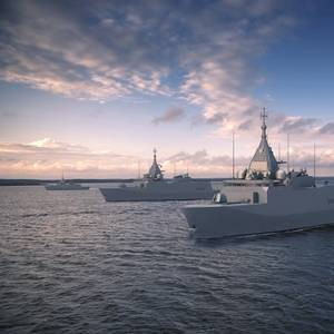 Major Supply Contracts Awarded for Finland's New Warships