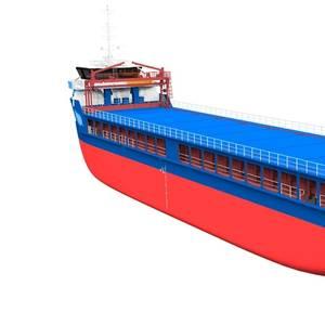 Rhenus-Arkon-Shipinvest Orders 4 Vessels