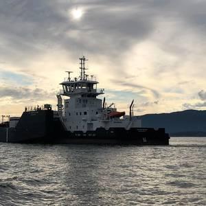 Island Tug Adds New Z-drive ATB
