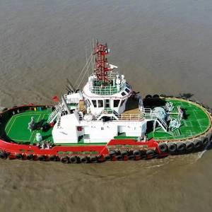 Tianjin Port Adds ASD 35/50 Tug
