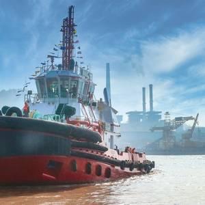 Jiangsu Zhenjiang Delivers Dual Fuel Tug