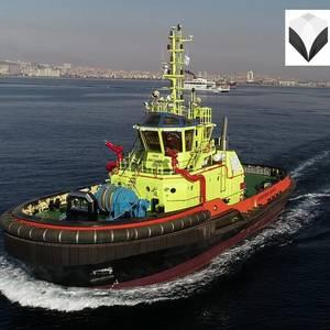 RAL's 3 RAstar 3300 Tugs for GPHA