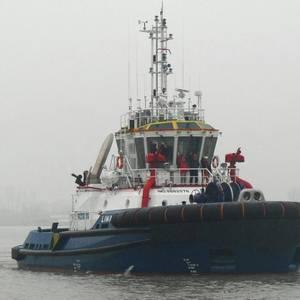 Jiangsu Wuxi Shipyard Delivers Tug Lima