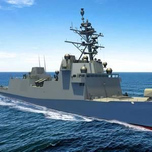 MTU Gensets Chosen for US Navy Frigate Program