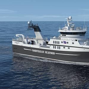 Rolls-Royce to Design, Equip New Fishing Vessel