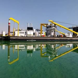 Royal IHC Awarded Dredger Contracts
