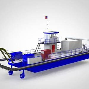 Royal IHC to Build Its First Jones Act Dredger