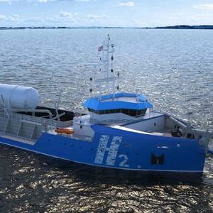 Royal IHC Gets AIP for Hydrogen-fueled Dredge Design