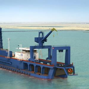 Suez Canal Orders Two Cutter Suction Dredgers