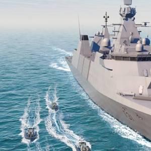 UK: First Steel Cut for First Type 31 Frigate HMS Venturer
