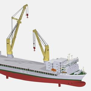 Three More Vessels Join SAL Heavy Lift