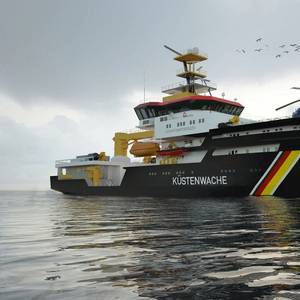SCHOTTEL to Equip Germany's New Multipurpose Ships