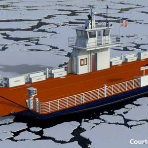 Burger Boat Awarded New Ferry Build