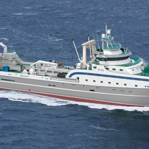 OKEANRYBFLOT Orders Another 'Supertrawler'