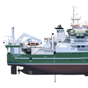 Ireland's New Research Vessel to Be Named Tom Crean