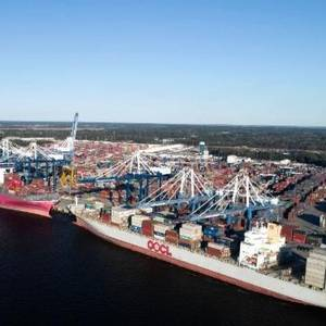 SC Ports Reports Record Cargo Volumes