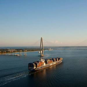 $138M Ok'd for Charleston Harbor Project