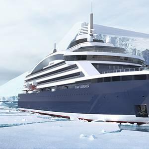 Ponant Orders Electric/LNG Icebreaker Cruise Ship
