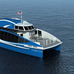 SW/TCH Maritime Funds H2 e-Ferry