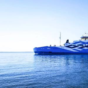 Estonian Ferry Opts for Hybrid Retrofit