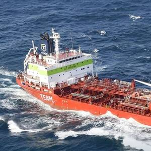 Team Tankers CFO Resigns
