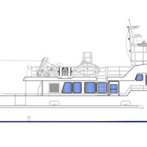 All American Marine to Build Research Vessel for BLUETIDE