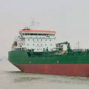 Thun Tankers Adds New Tanker to Gothia