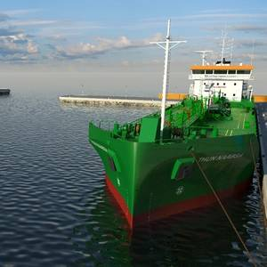 Thun Orders Product Tanker at Ferus Smit