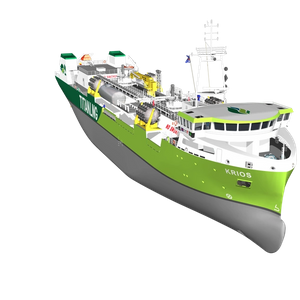 Titan LNG to Build New Bunkering Barge