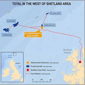 Total Makes Major Offshore UK Gas Discovery
