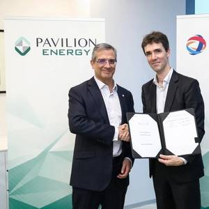 Total in 10-Year LNG Bunkering Pact with Pavilion