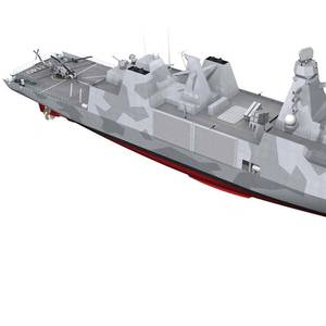 UK Reveals the Names of Its New Inspiration Class Warships