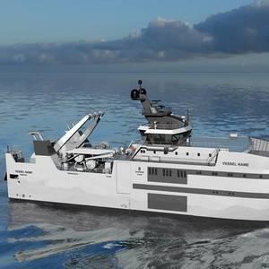 Ulstein Unveils New Trawler Series