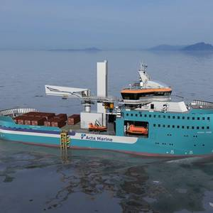 Acta Marine Orders Wind Farm Vessel