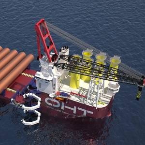 Steel Cut for OHT Heavy Lift