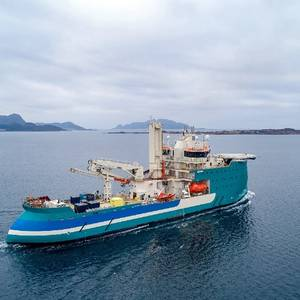 Acta Centaurus Ready for Offshore Job