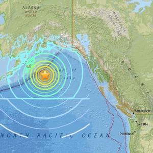 Update: Alaska, Canada Tsunami Alerts Lifted