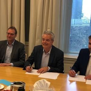 Van Oord, SGRE Win Windpark Fryslân Job