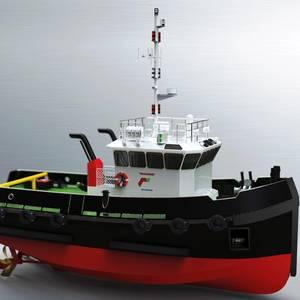 Veecraft Marine to Build Tug Pair for TNPA