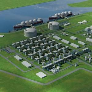 Calcasieu Pass LNG Facility Gets $1.3bln