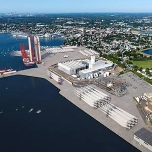 Salem Harbor to Become Major Offshore Wind Port