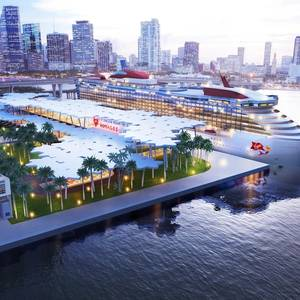 Virgin Voyages to Build a Massive Terminal at PortMiami
