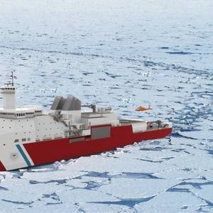 MacGregor to Equip USCG Polar Security Cutter