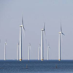 UK to Account for 35% Offshore Wind in Europe