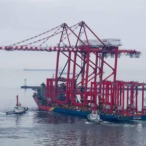 Yılport Awaits 2 STS, 6 E-RTG Cranes