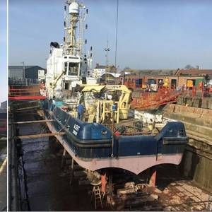 SMS Group Wins Vessel Refit