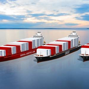 Eimskip, RAL Order Containerships from China