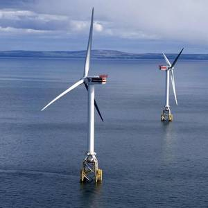 UK Industry Floats Offshore Wind Group