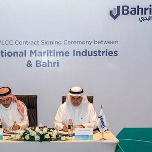 IMI Shipyard Inks VLCC Order with HHI