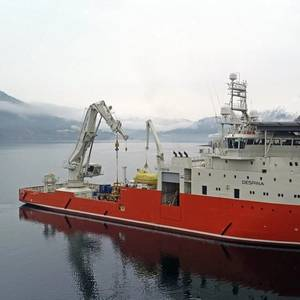 Fugro Extends IMR Despina Vessel Charter